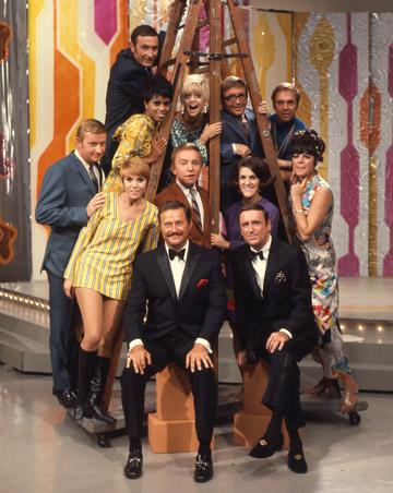 Laugh In TV cast